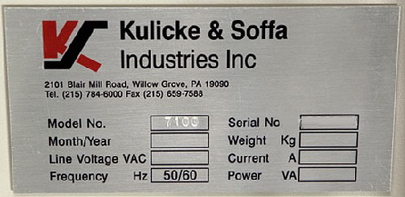 kulicke soffa industries inc designing Klic, kulicke & soffa ind inc - stock quote performance, technical chart analysis, smartselect ratings, group leaders and the latest company headlines.