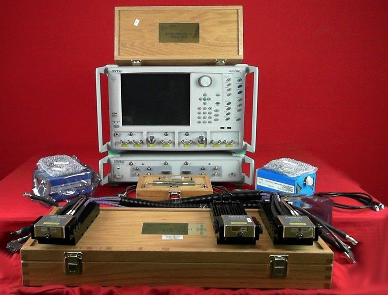 Used Electronic Test Equipment Sale : Anritsu me a in electronic test equipment for sale