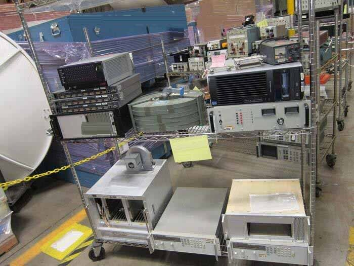 Used Electronic Test Equipment Sale : Auction inventory listing ends  in electronic