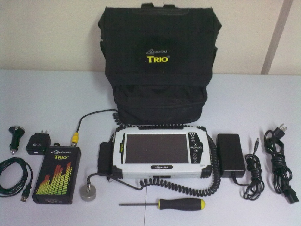 Used Electronic Test Equipment Sale : Azima dli trio cx for sale used price gt cae