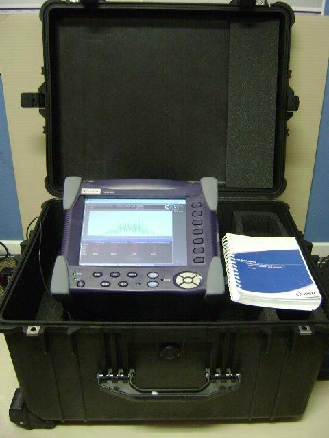 Used Electronic Test Equipment Sale : Jdsu acterna ttc t berd in electronic test
