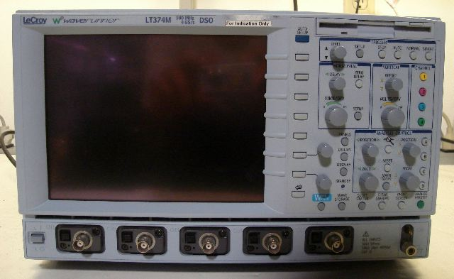 Used Electronic Test Equipment Sale : Lecroy lt m for sale used price gt cae