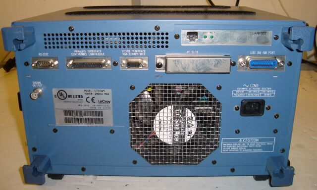 Used Electronic Test Equipment Sale : Lecroy lt m in electronic test equipment for sale used