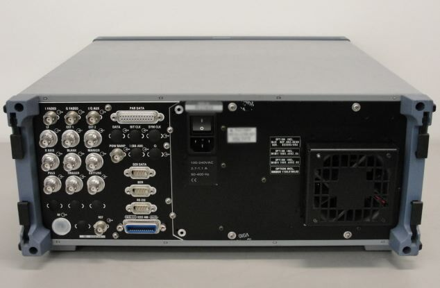 Used Electronic Test Equipment Sale : Rohde schwarz smiq b in electronic test equipment for