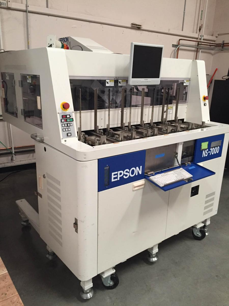 seiko epson Seiko epson corp engages in the development, manufacture, and sale of  information equipmentit operates through the following business segments:  printing.