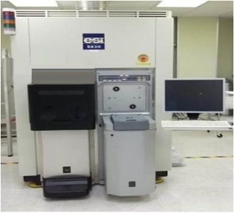 Used ESI 9850 for sale