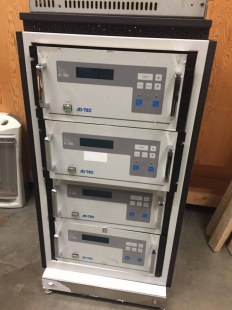 Benutzt ADTEC AX-1000 III-27M-LC-GT zu verkaufen