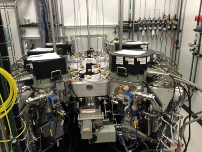 Used AMAT / APPLIED MATERIALS Endura  5500 for sale