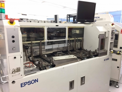 Used SEIKO / EPSON NS 8080H for sale