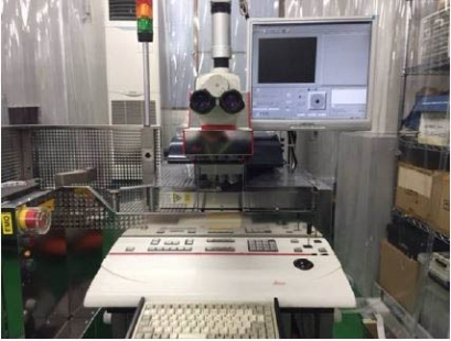 Used LEICA / VISTEC INS 3300 for sale