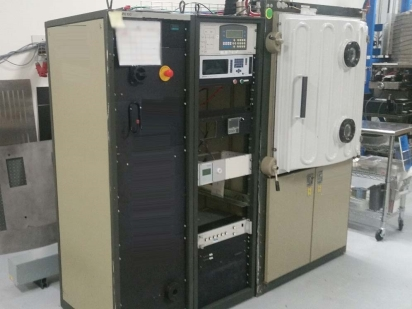 Used BALZERS BAK 760 for sale