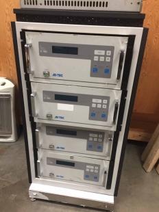 Benutzt ADTEC AX-1000 III LF zu verkaufen