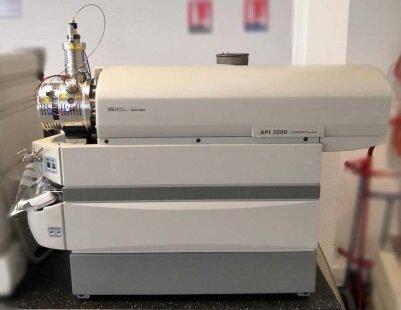 Photo benutzt AB SCIEX / APPLIED BIOSYSTEMS / ABI / MDS SCIEX 3200 Qtrap zu verkaufen