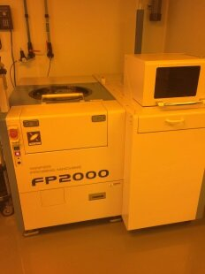 Photo used ACCRETECH / TSK FP 2000 for sale
