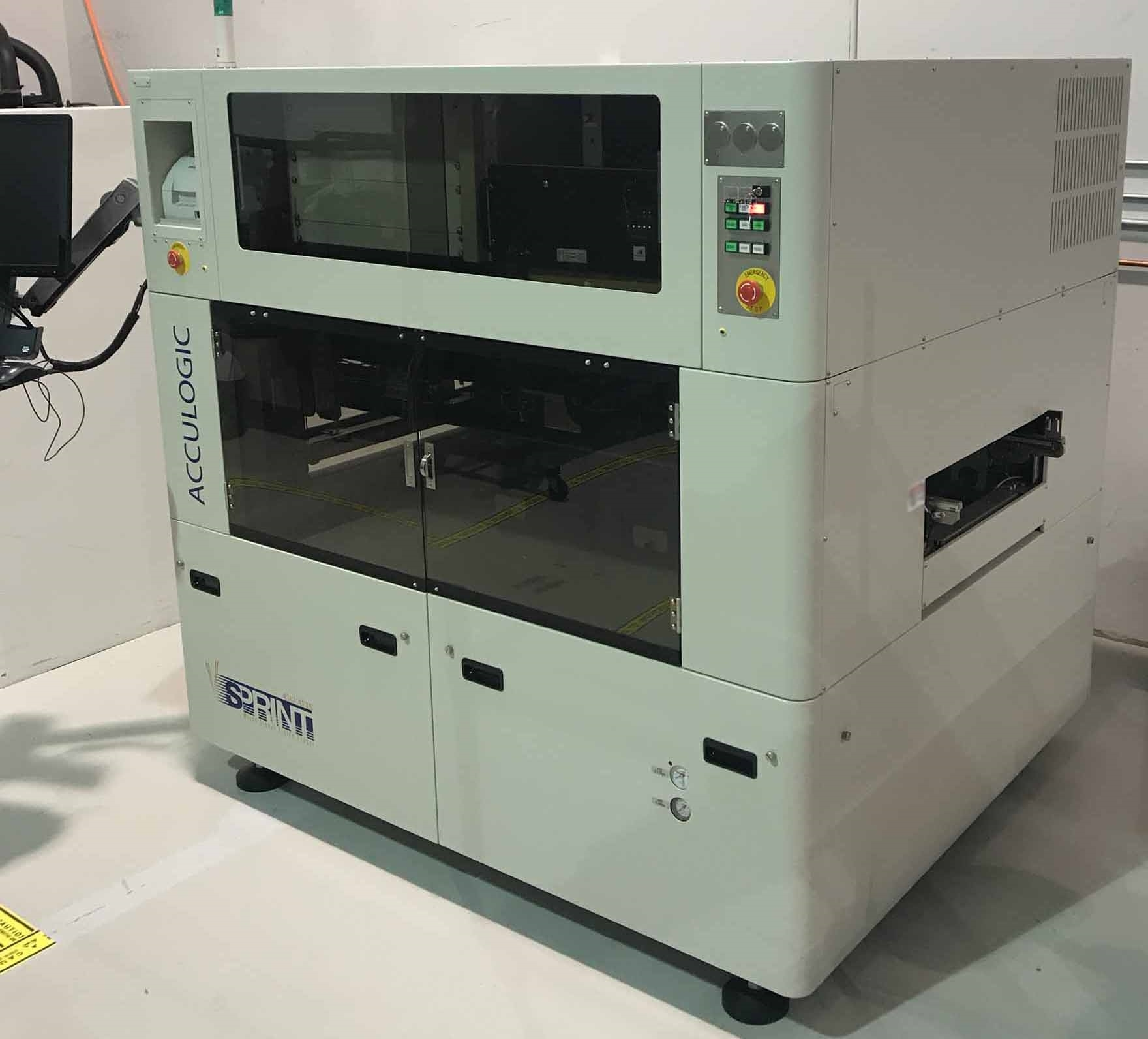 ACCULOGIC Sprint FLS 4510 For Sale (used, Price) #9223027