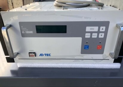 Photo used ADTEC AX-1000 AM II for sale