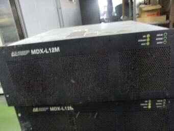 Photo used ADVANCED ENERGY Lot of (10) MDX-L12M for sale