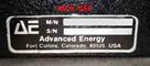Photo ADVANCED ENERGY MDX-052