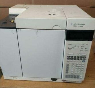 Photo 用過的 AGILENT / HP / HEWLETT-PACKARD / KEYSIGHT 7890A 出售