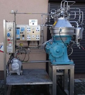 Photo used ALFA LAVAL BTPX 205 SGD -34CDP-50 for sale