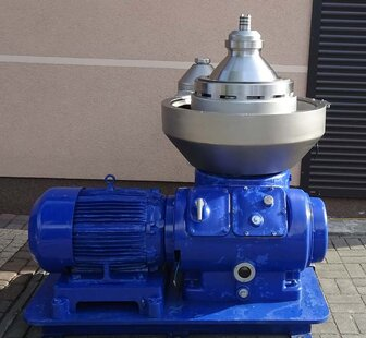 Photo used ALFA LAVAL CHPX 510 for sale