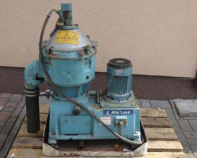 Photo utilisé ALFA LAVAL MMB 304 à vendre