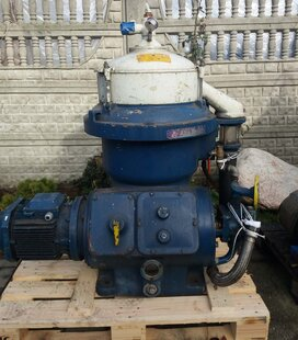 Photo used ALFA LAVAL MOPX 207 for sale