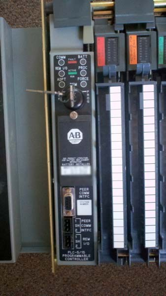 ALLEN BRADLEY PLC 5 used for sale price #123755 > buy from CAE