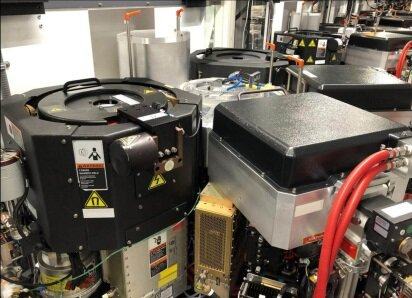 Photo used AMAT / APPLIED MATERIALS P5000 for sale