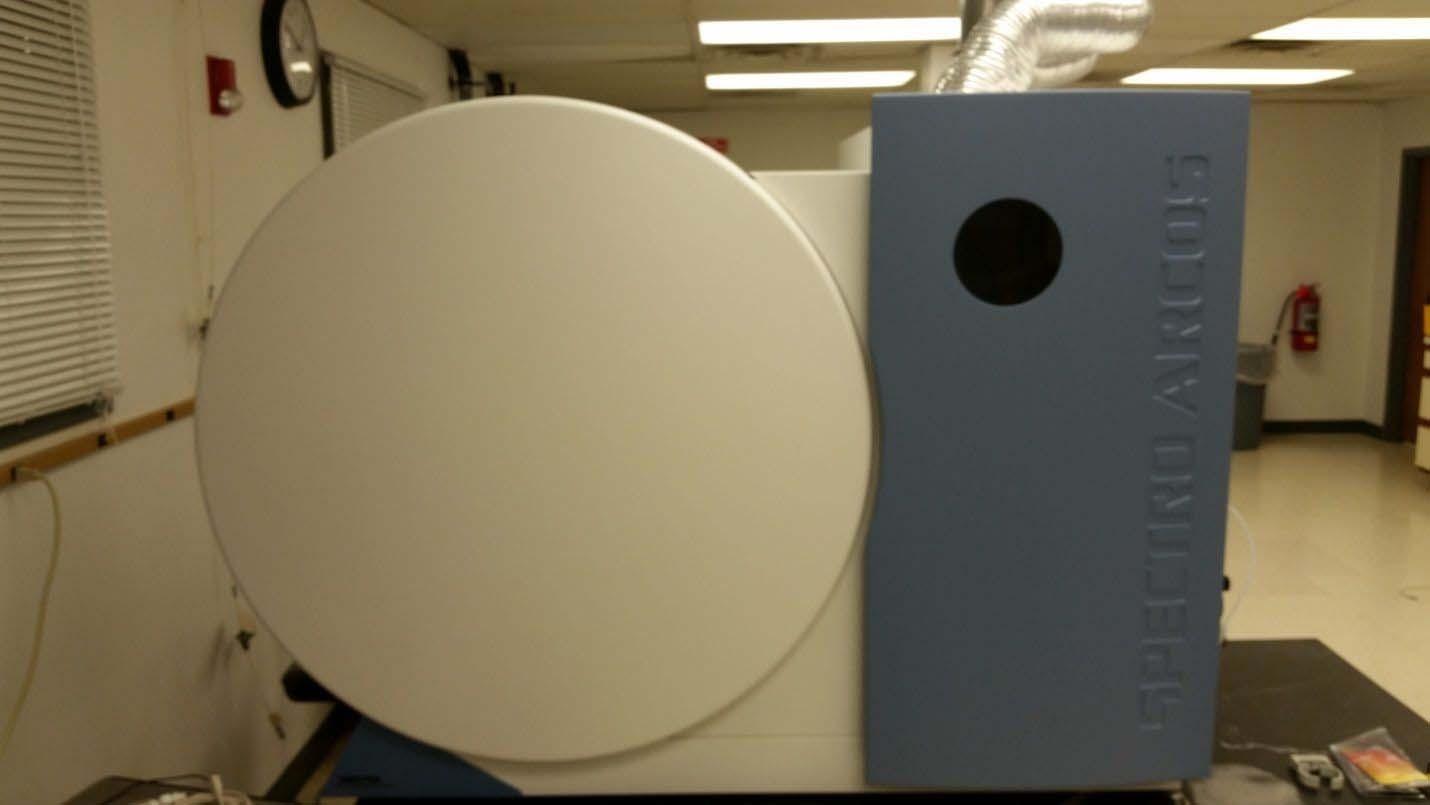 Ametek Spectro Arcos Fhs 12 Spectrometer Used For Sale