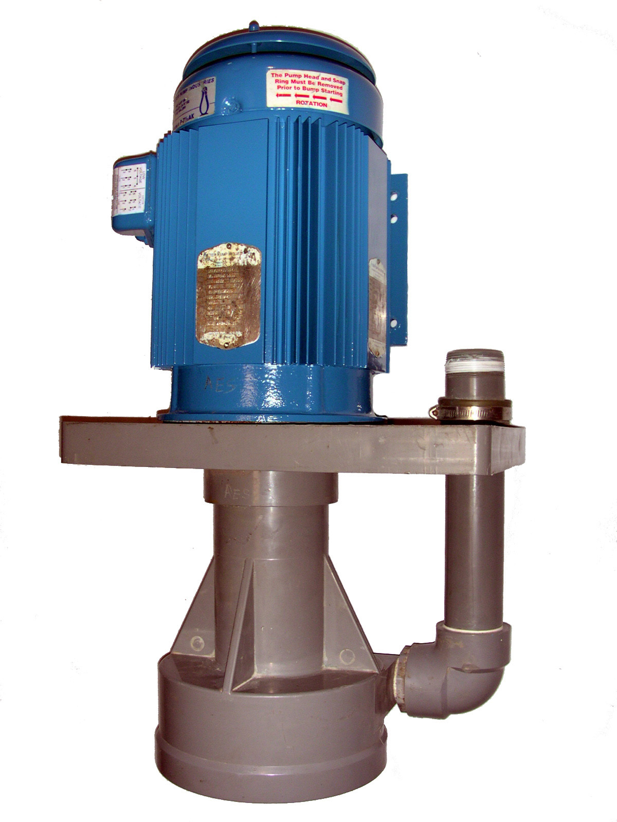 BALDOR 35H693-82 Pump used for sale price #124531 > buy from CAE