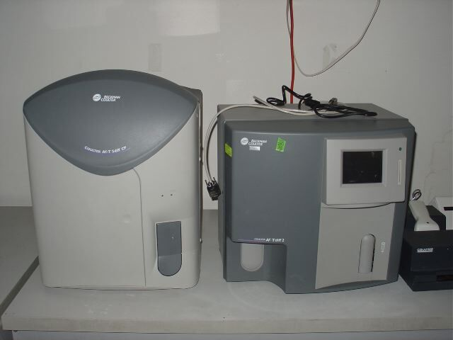 BECKMAN COULTER ACT 5 Diff CP used for sale price #81365