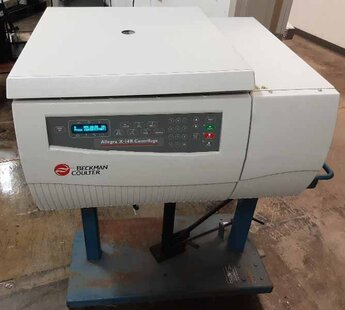 Photo used BECKMAN COULTER Allegra X 14R for sale