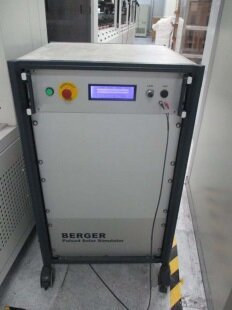 Photo used BERGER PSS 10 II for sale