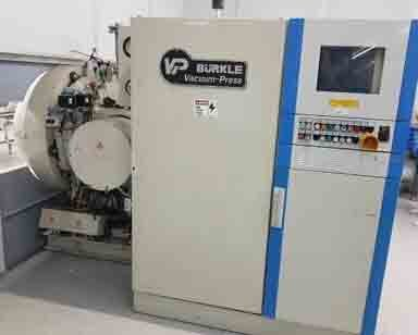 Photo used BURKLE D-7290 for sale