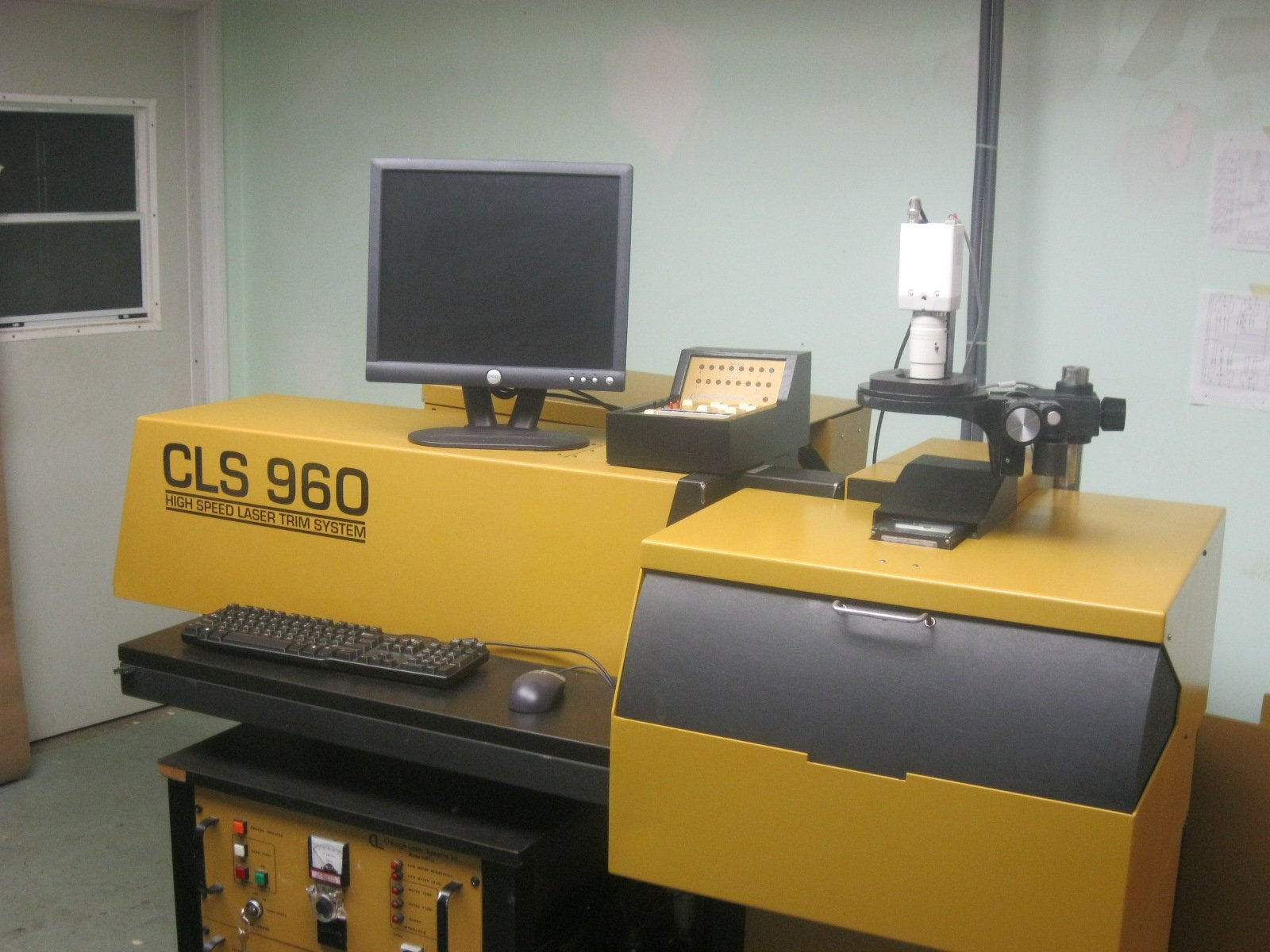 Chicago Cls 960 Laser Used For Sale Price 9070651 Gt Buy