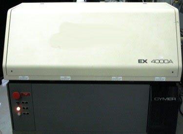 Photo benutzt CYMER EX 4000A zu verkaufen