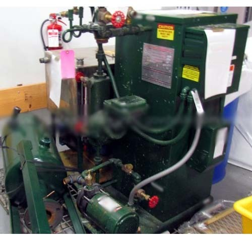 Electric Steam Generator Corp 150aa-4 for sale (used, price ...