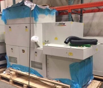 Photo used ESI ML5900ns for sale