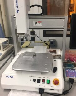 Photo used FISNAR F4300N for sale