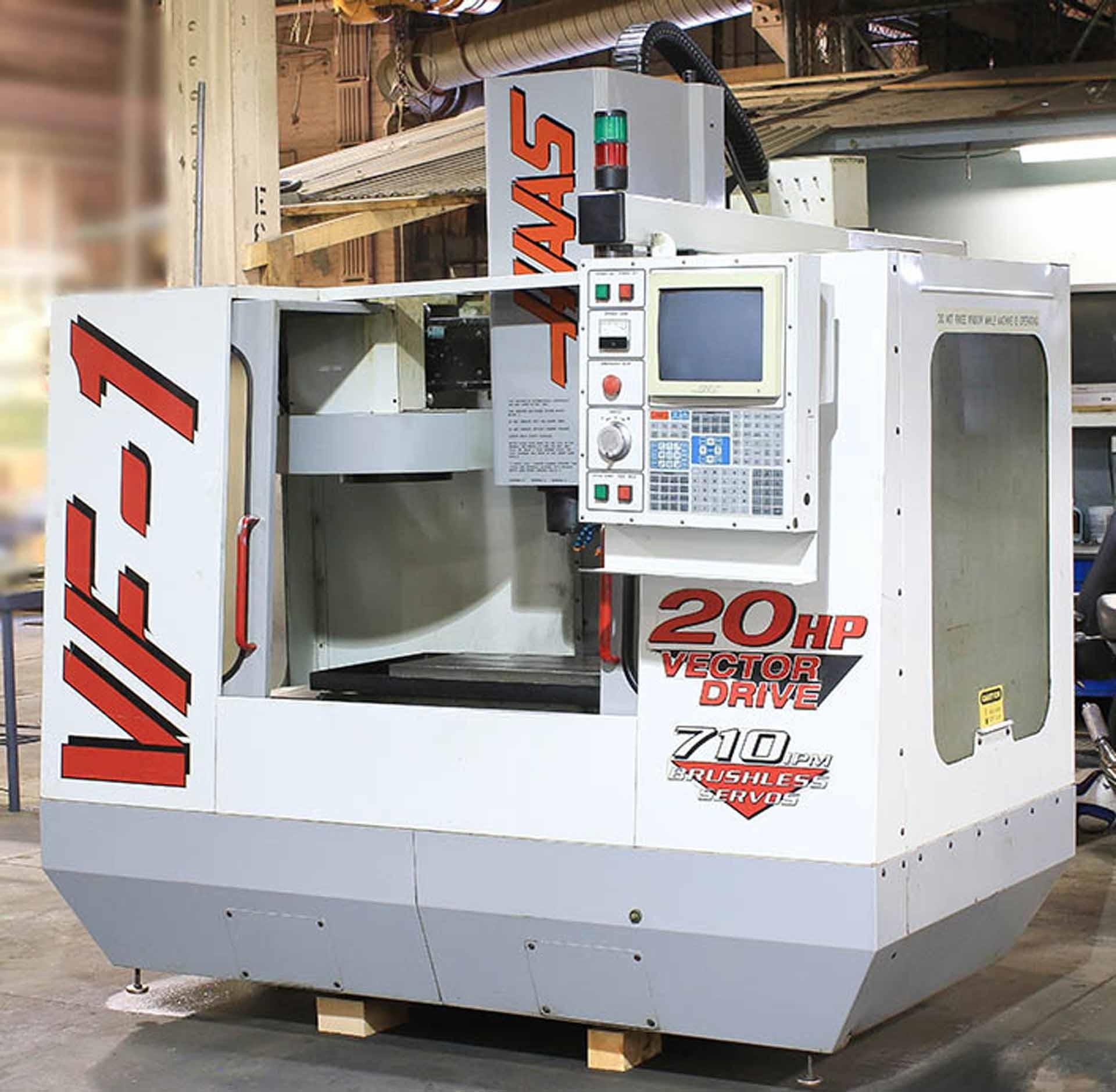 HAAS VF-1 used for sale price #9201177, 1997 > buy from CAE
