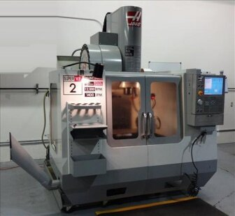 HAAS VF-2SS used for sale price #9084044, 2008 > buy from CAE