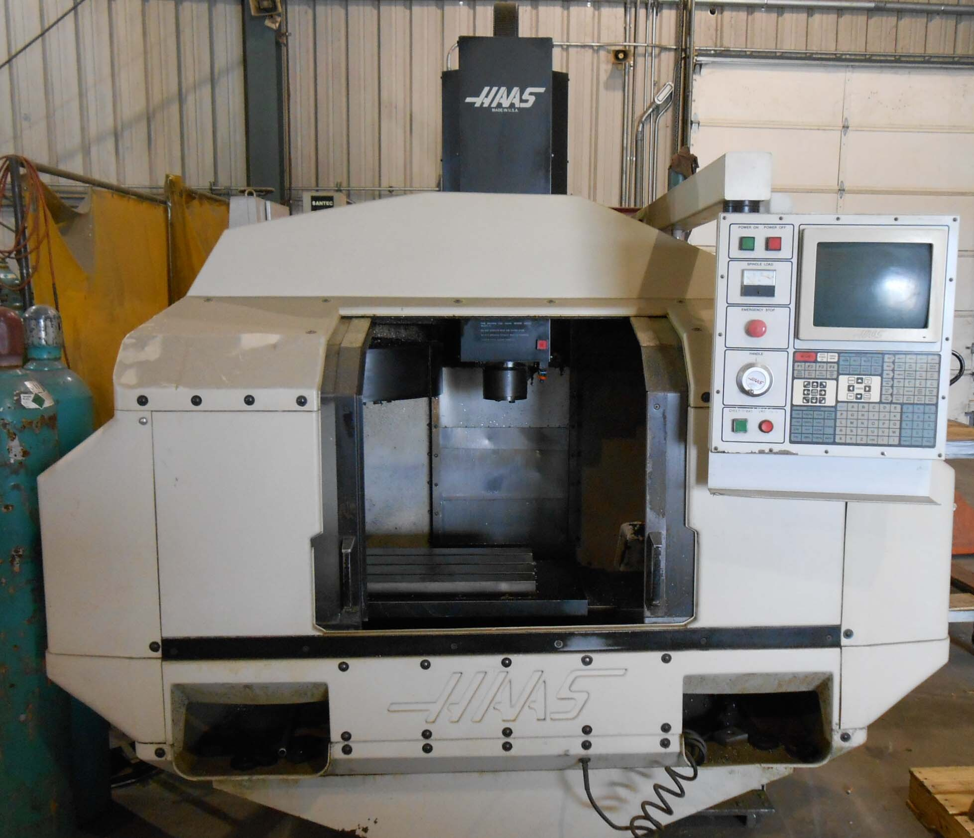 HAAS VF2 Used For Sale Price #9078186, 1992 > Buy From CAE