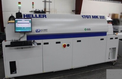Photo used HELLER 1707 MK III for sale