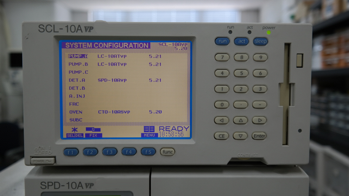 SHIMADZU Class-VP used for sale price #9137009 > buy from CAE