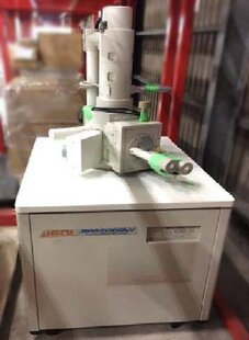 Photo used JEOL JSM 6360LV for sale