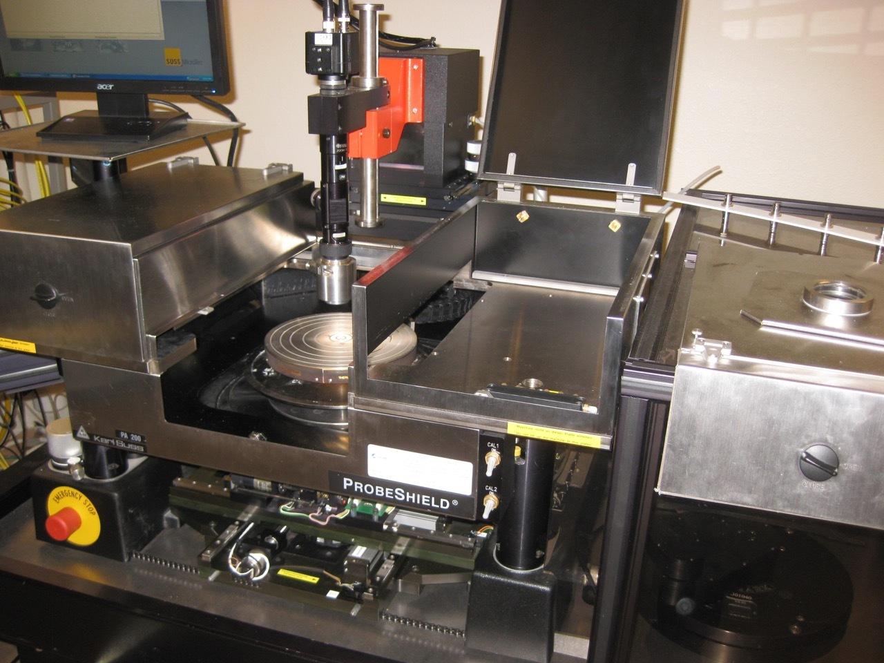 Karl Suss Joystick Controller PA-200 PA200 300PB PA200PB Wafer Probing System