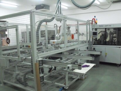 KOMAX Xcell 3400 used for sale price #9078149, 2009 > buy from CAE