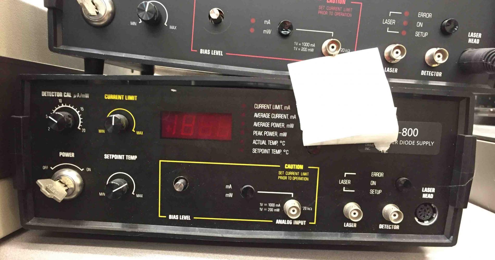 LASER DRIVE INC / LDI LDI-800 used for sale price #9172989