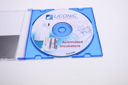 Photo used LICONIC INSTRUMENTS STX44 ICBT for sale